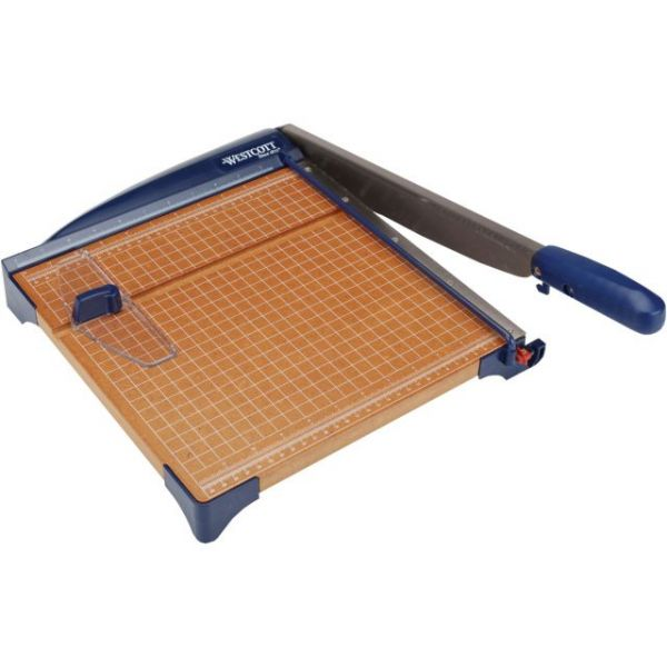 Westcott Guillotine Paper Trimmer 12""
