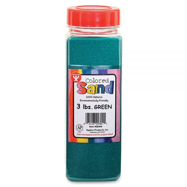 Hygloss Colored Sand