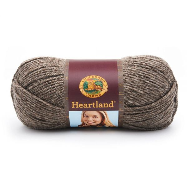 Lion Brand Heartland Yarn - Mammoth Cave