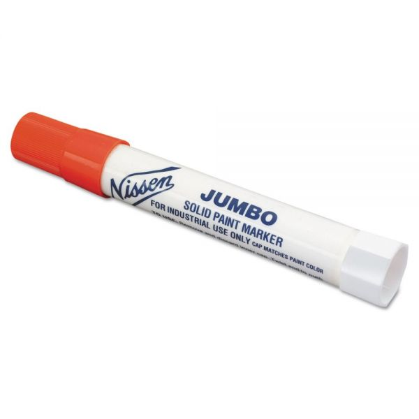 Nissen Jumbo Solid Paint Marker