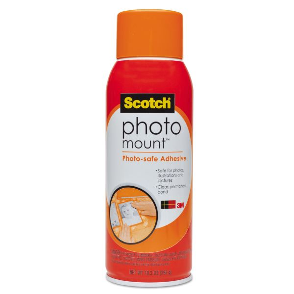 Scotch Photo Mount Spray Adhesive