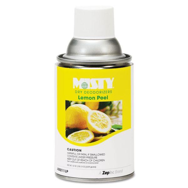 Misty Metered Dry Deodorizer Refills