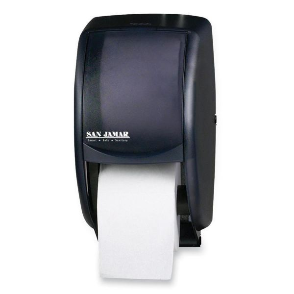 San Jamar Duett Standard Bath Tissue Dispenser