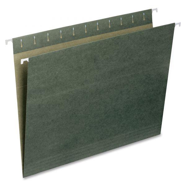 Smead 64010 Standard Green Hanging File Folders