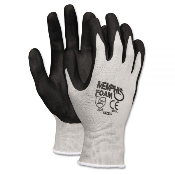 Memphis Foam Work Gloves