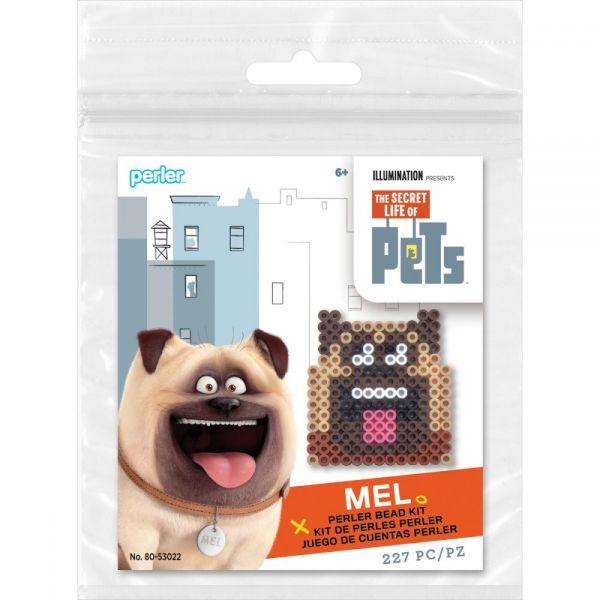 Perler Secret Life Of Pets Fused Bead Kit