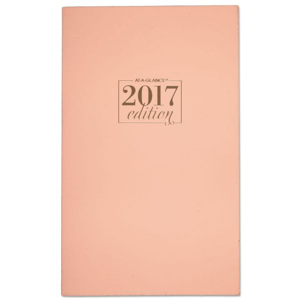 At-A-Glance Pastel Cover Take Charge Appointment Book