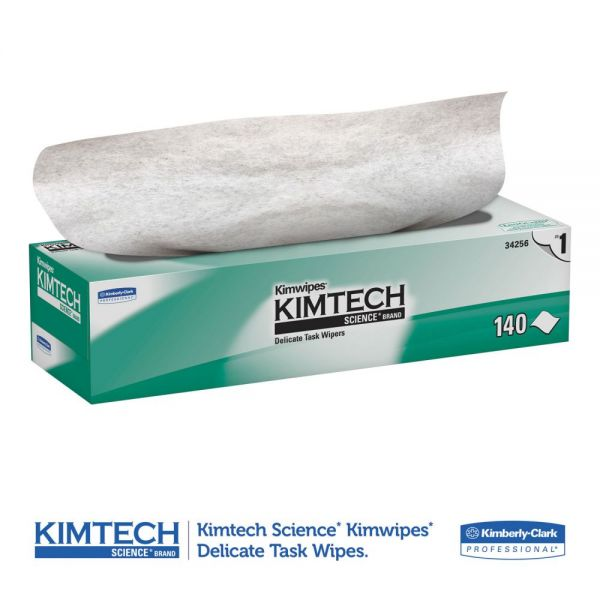 KIMWIPES Kimtech Delicate Task Wipers