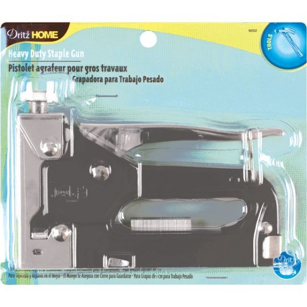 Heavy-Duty Staple Gun 7/16""
