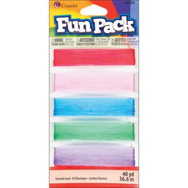 Cousin Fun Pack Stretch Cord