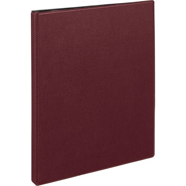 "Avery Durable EZ-Turn Reference 1/2"" 3-Ring Binder"