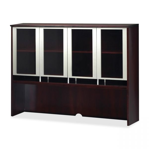 Mayline Glass Door Hutch