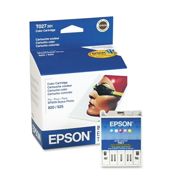Epson T027 Color Ink Cartridge