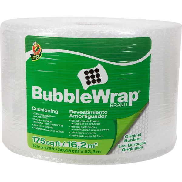 Duck Brand Bubble Wrap Roll