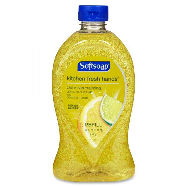 Softsoap Odor Neutralizing Hand Soap Refill