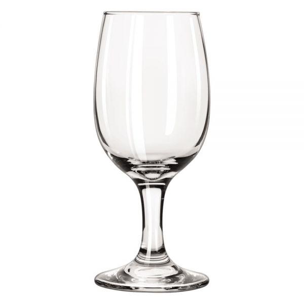 Libbey Embassy 8.5 oz Wine Glasses