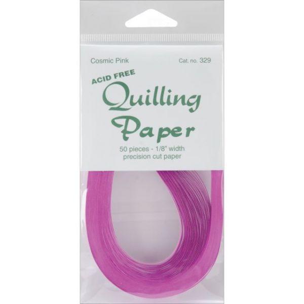 """Quilling Paper .125"""" 50/Pkg"""