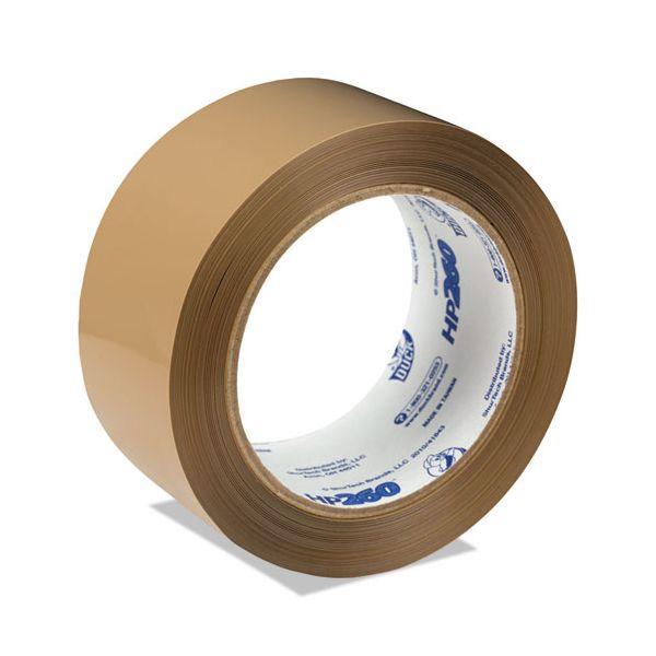 """Duck Carton Sealing Tape 1.88"""" x 60yds, 3"""" Core, Tan"""