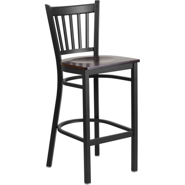 Flash Furniture HERCULES Series Vertical Back Barstool