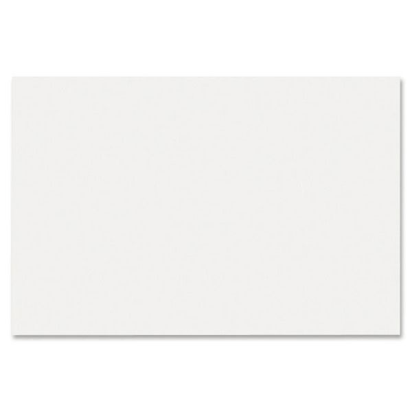 "Sparco 4"" x 6"" Blank Index Cards"