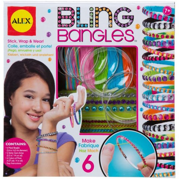 ALEX Toys Do-It-Yourself Bling Bangles Kit