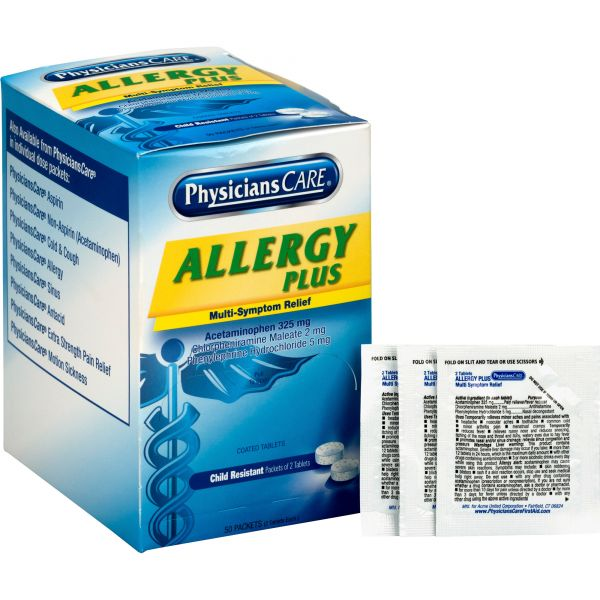 PhysiciansCare Allergy Tablets