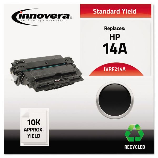 Innovera Remanufactured HP CF214A Black Toner Cartridge