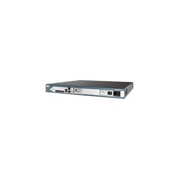 Cisco - Ingram Certified Pre-Owned 2811 Router with Inline Power