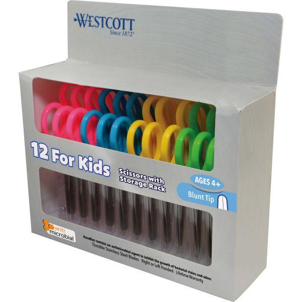 Westcott School Pack of Kids Scissors
