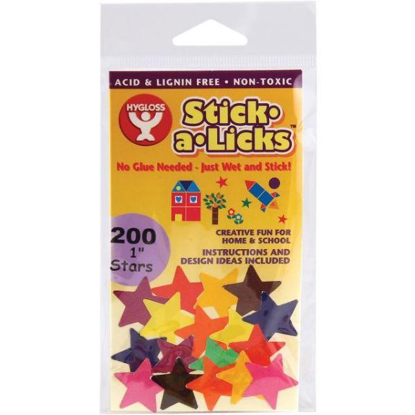 Stick-A-Licks Stars