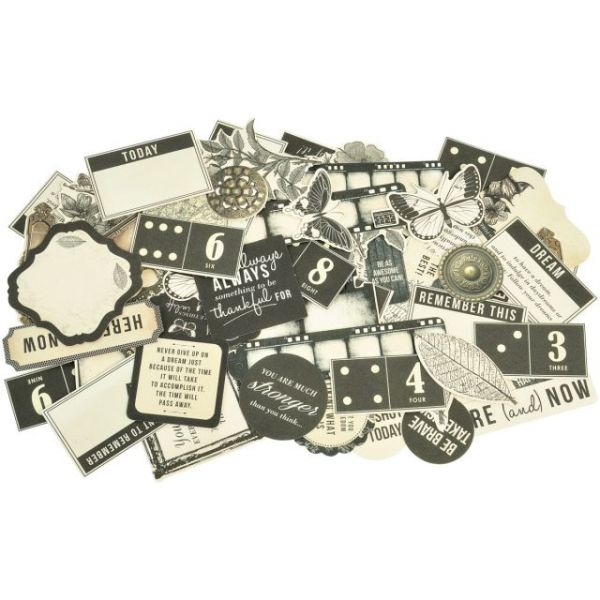 Art Of Life Collectables Cardstock Die-Cuts