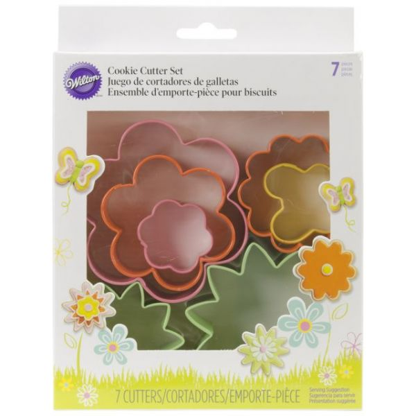 Cookie Cutter Set 7/Pkg