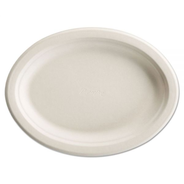 Chinet Paper Pro Oval Platters