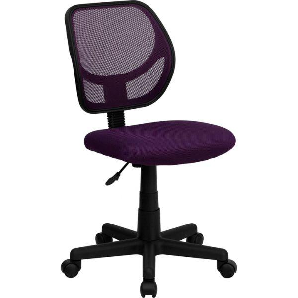 Flash Furniture Low Back Mesh Swivel Task Chair