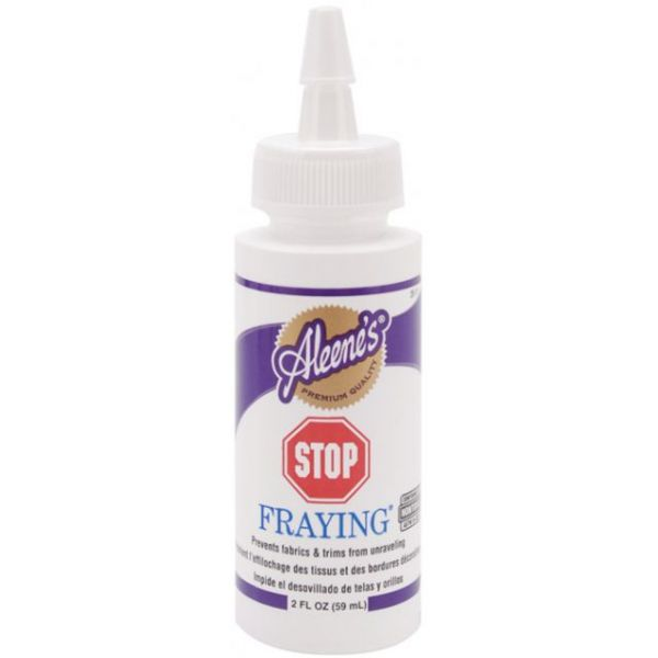 Aleene's Stop Fraying