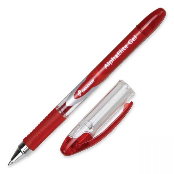 SKILCRAFT Alpha Elite Gel Pens