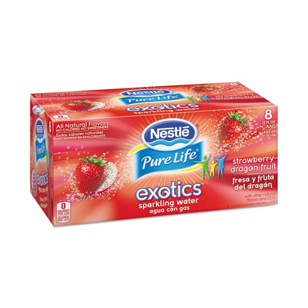 Nestle Pure Life Exotics Sparkling Water