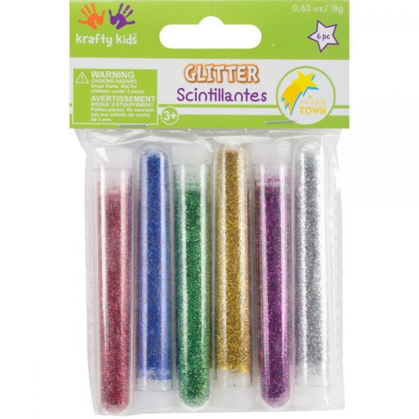 Twinkle Town Glitter Tubes