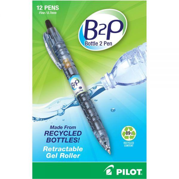 BeGreen B2P Fine Point Gel Pens