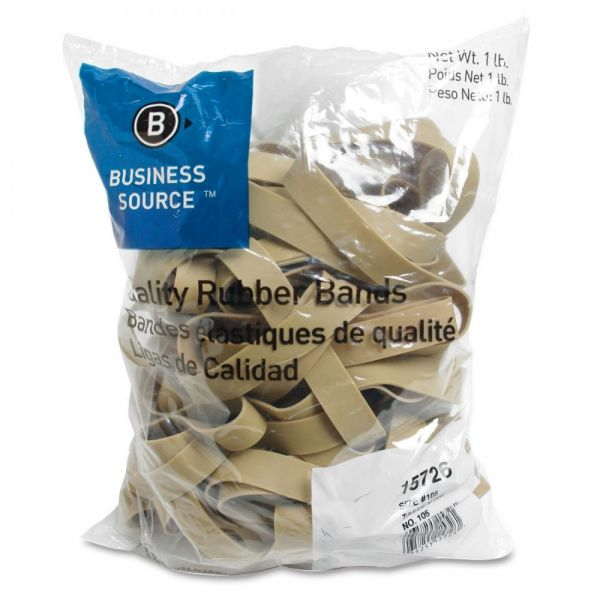 Business Source #105 Rubber Bands