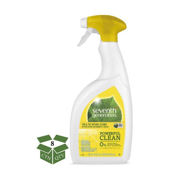 Seventh Generation Natural Tub & Tile Cleaner