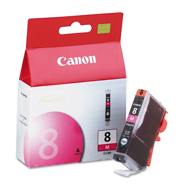 Canon CLI8M (CLI-8) Ink, Magenta