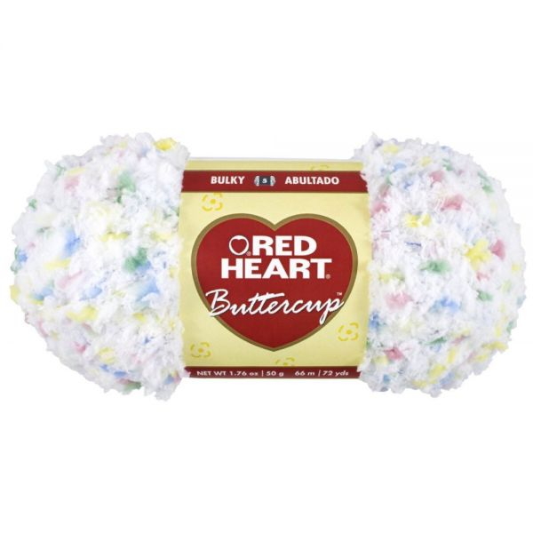 Red Heart Buttercup Yarn