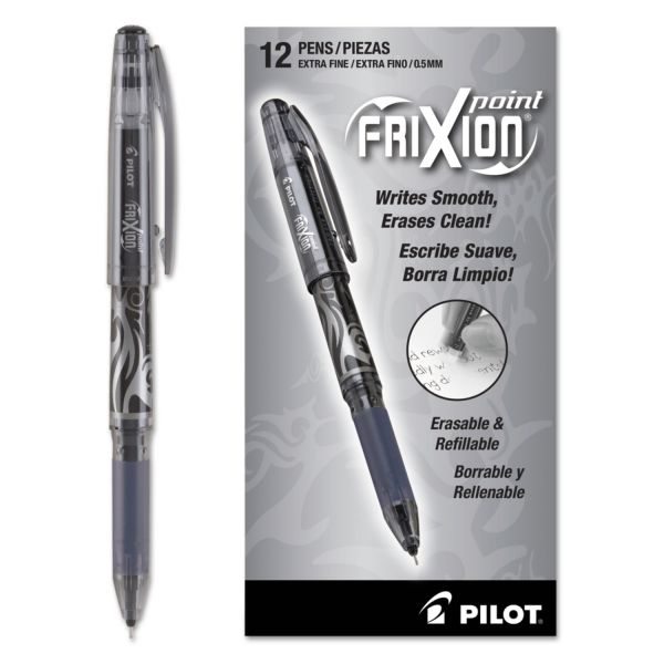 Pilot FriXion Erasable Stick Gel Pen
