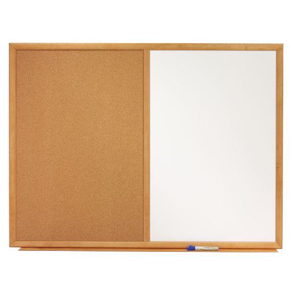 Quartet Standard Combo Cork/Dry Erase Board