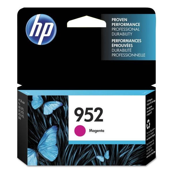HP 952 Magenta Ink Cartridge (L0S52AN)