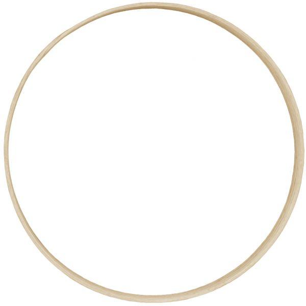 Round Basketry Hoop