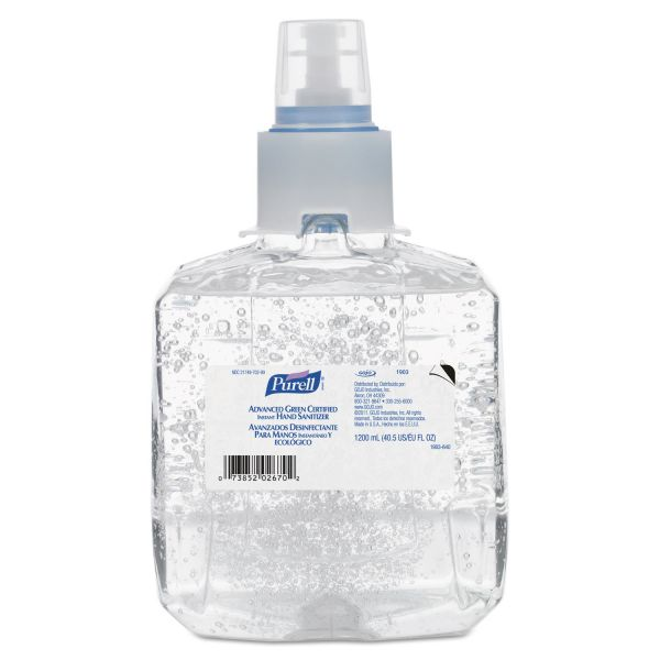Purell Instant Hand Sanitizer Refill