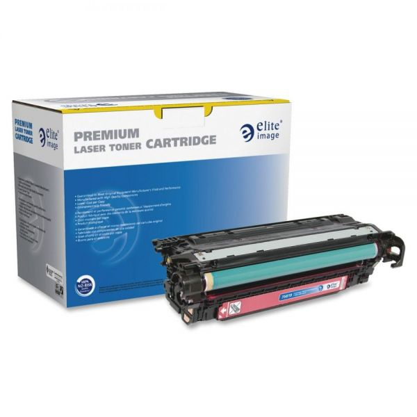 Elite Image Remanufactured HP 507A Magenta Toner Cartridge