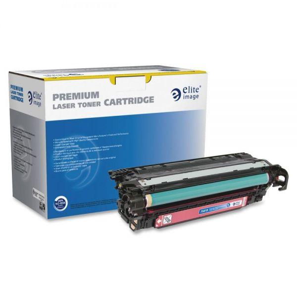 Elite Image Remanufactured HP 507A Magenta Toner Cartridge